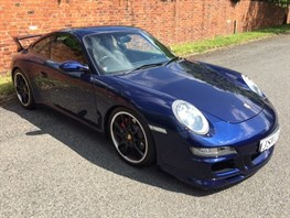 2006 Porsche 997 Carrera 2S, 3.8, Coupe, Manual, 29,364 Miles,