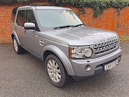 2012/62 Land Rover Discovery 4, 3.0 SD V6 HSE 5dr, Automatic, 65,054 Miles